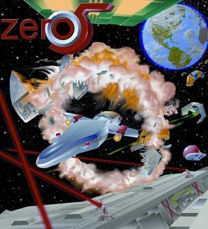 Zero-5 also got an Atari Jaguar release.