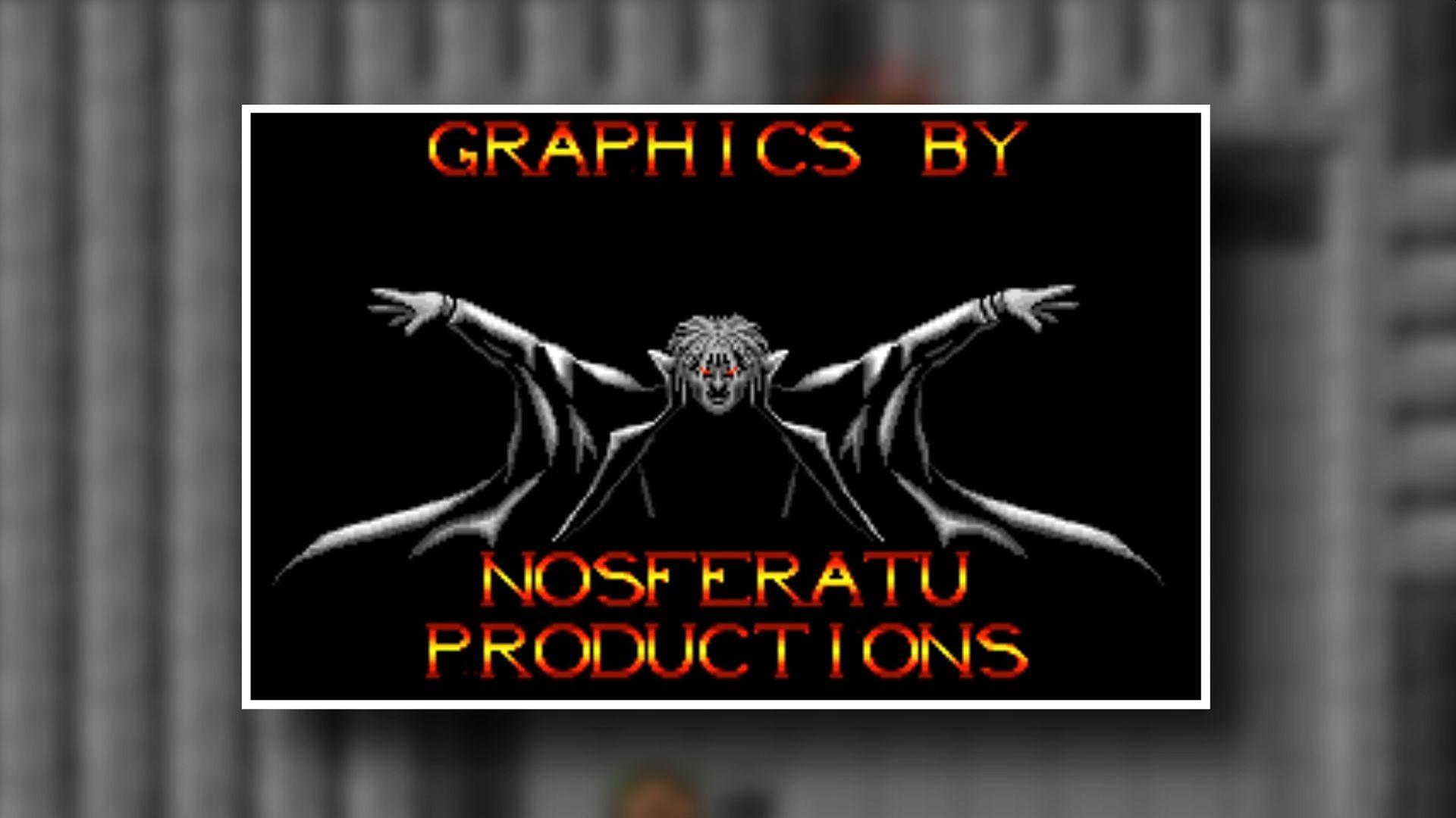 Nosferatu Productions was Robin's company.