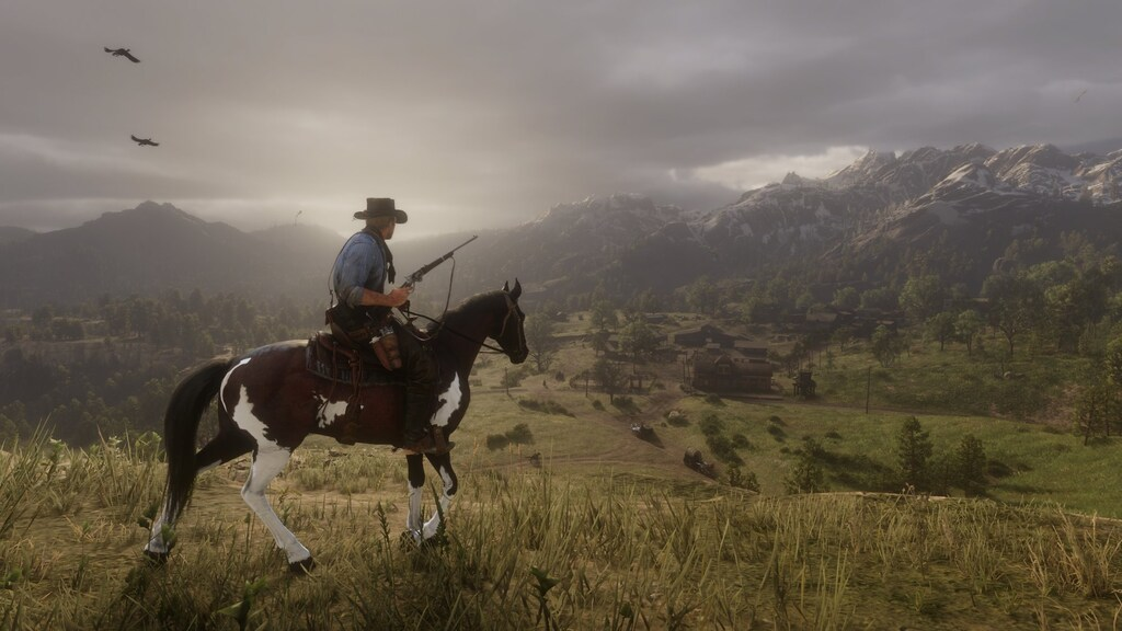 Red Dead Redemption 2 is another AAA game Robin was part of.
