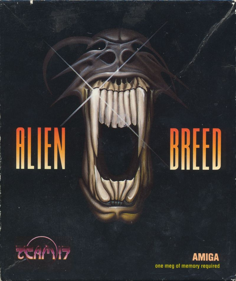 The source of inspiration for Alien Blast, Team 17's 1991 classic Alien Breed.
