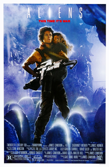 Who doesn't like Aliens? One of the best sequels ever!