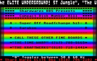 Screenshot for disk