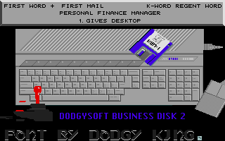 Screenshot for disk