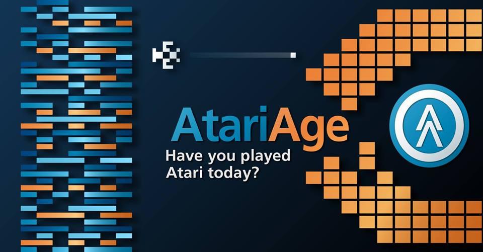 Screenshot of website Atari Age