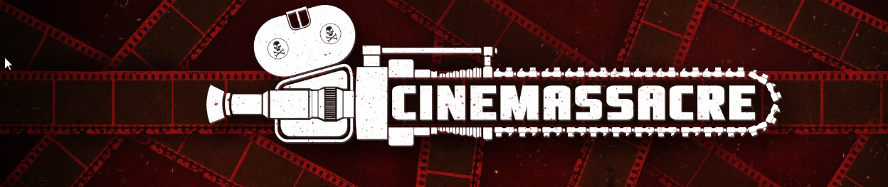 Screenshot of website Cinemassacre